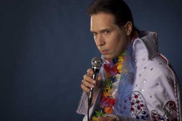 Oliver Klein als Elvis