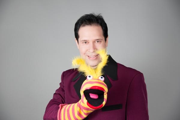 Oliver Klein - Puppe