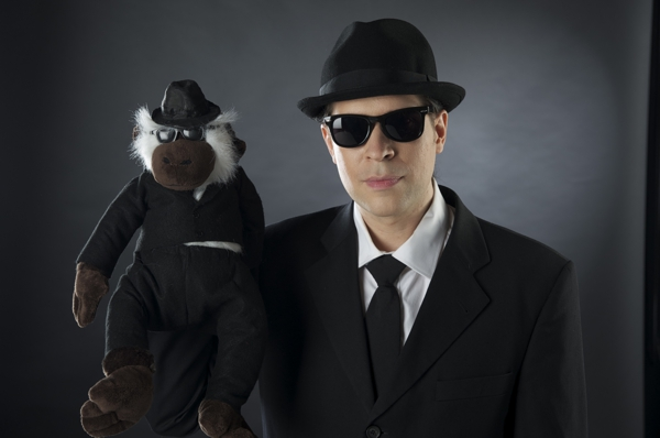 Oliver Klein als Blues Brothers
